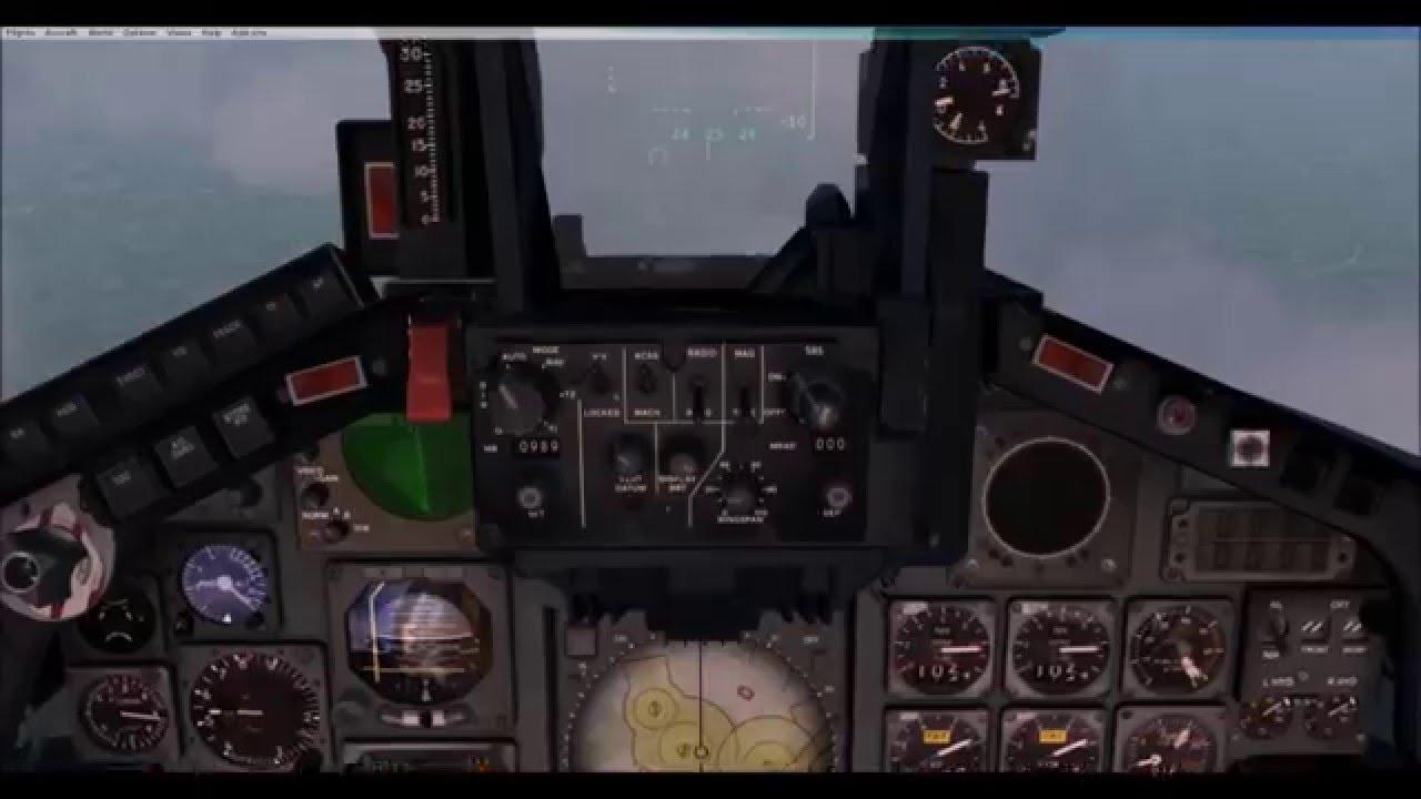 Just Flight - Sim Skunk Works PA200 'Tornado' (for P3D v4)