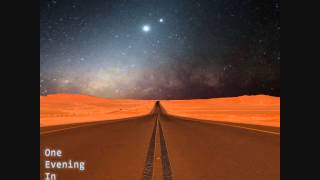 Stone Oak Cosmonaut: One Evening In The Desert