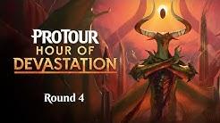 Pro Tour Hour of Devastation Round 4 (Standard): William Jensen vs. Reid Duke