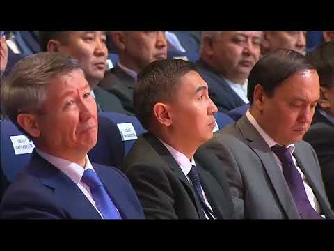 Отчетная встреча Министра сельского хозяйства Республики  Казахстан Омарова С.К. перед населением