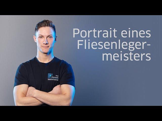 Dieter Libowski  - Portrait eines Fliesenlegermeisters