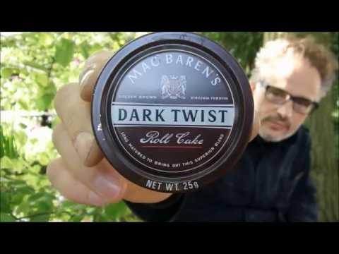 Mac Baren`s  Dark Twist ... young and aged...
