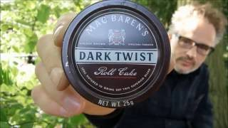Mac Baren`s  Dark Twist ... young and aged...