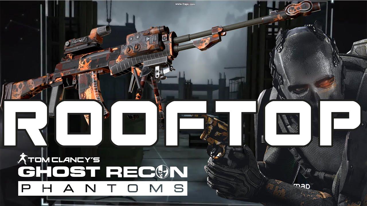 Ghost Rec Phantoms Matchmaking Time