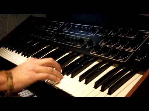 Level 42 Micro-kid snippet on a Sequential Prophet 600