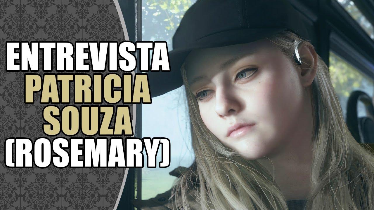 Entrevista com PATRÍCIA SOUZA, dubladora de Cassandra e Rose Winters em RESIDENT EVIL VILLAGE!
