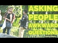 Disturbing Cute girls with tricky questions |Being Bong|