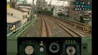 Train Simulator Real THE 山手線 防護無線受信 (大塚~巣鴨編)