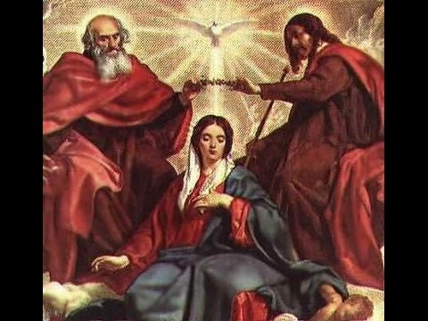 The Queenship of Mary (Feast Day 31-May) - YouTube