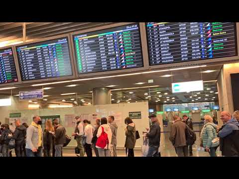 Москве Внуково аэропорт.Зона вылета, аэровокзал Внуково. Полноценный обзор аэропорта.