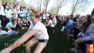 2014 Greek Games - Pittsburg State University