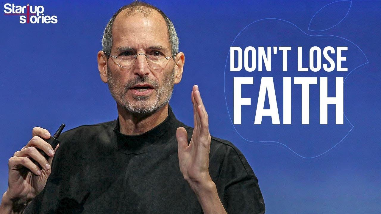 Steve Jobs Motivational Speech | Inspirational Video | Entrepreneur Motivation | Startup Stories