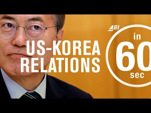 South Korea - United States relations: What does the future hold? | IN 60 SECONDS