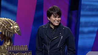 Joseph Prince - The God Who Goes Before You - 11 Sept 16