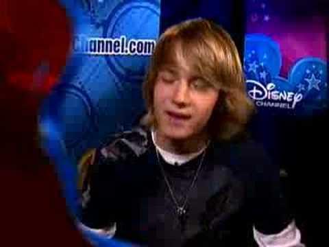 Jason Dolley Disney interview