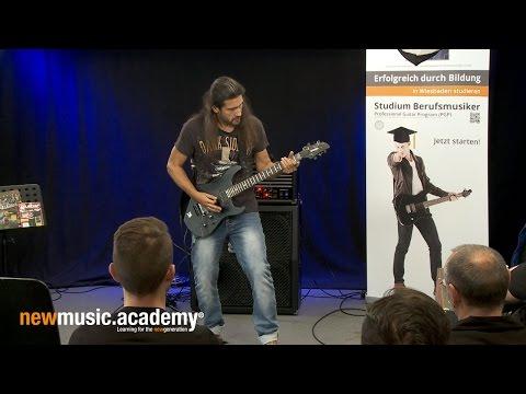 Victor Smolski - Masterclass | New Music Academy | 2016