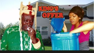 The Kings Offer  -   Nigeria Nollywood Movie