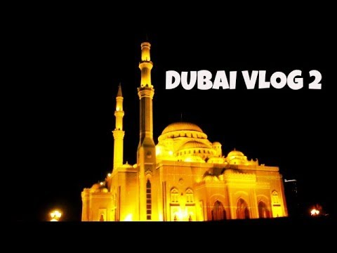 dubai-vlog-2---al-majaz-waterfront