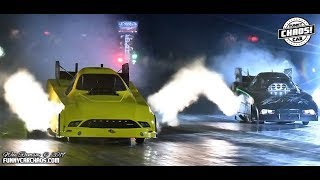 2019 Funny Car Chaos! Event 1 Recap - North Star Dragway