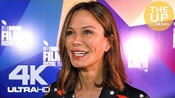 Rhona Mitra on The Fight and female directors at London Film Festival premiere