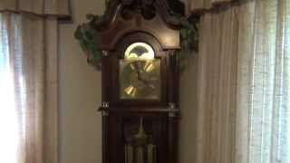 1982 Sligh Grandfather Clock 8-24-2012