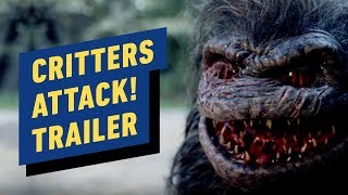 Critters Attack! Exclusive Trailer Debut