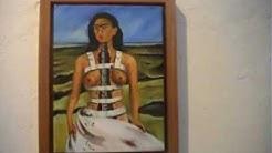 """Frida Kahlo -   """"Die zerbrochene Säule"""" (The Broken Column)"""