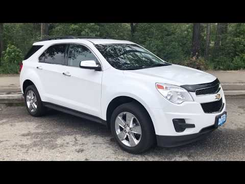 2015 Chevrolet Equinox LT 1LT AWD Back Up Camera, Heated Seats, Bluetooth SUV