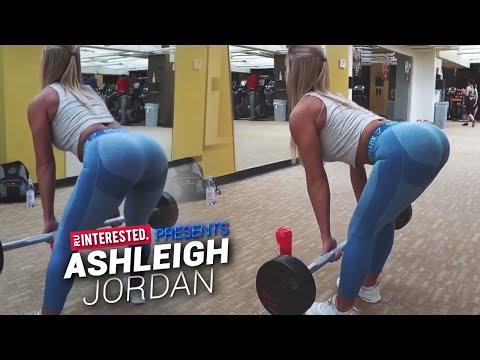 ASHLEIGH JORDAN WORKOUT VIDEOS