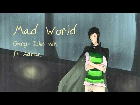 [UTAU SS] Mad World [Adrian]