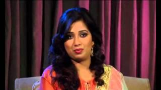 Shreya Ghoshal Chooses Dola Re Dola Over Pinga