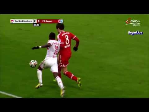 Sadio Mane Vs Bayern Munich (Welcome To Liverpool)