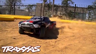 Traxxas Slash 4X4 Ultimate - Low-CG Chassis, LiPo Battery, Telemetry, and GTR Shocks!