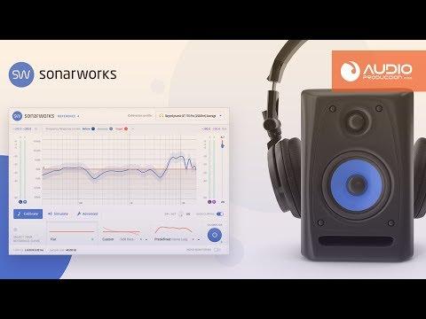 Sonarworks Reference 4 y SystemWide (Corrección Acústica)