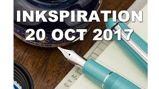 Inkspiration 20 OCT 2017