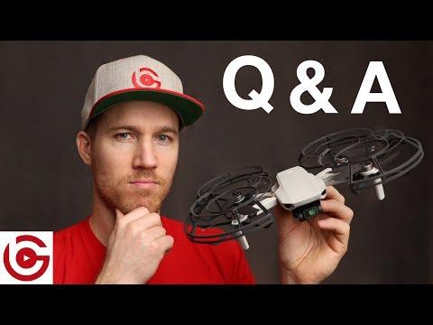 DJI MAVIC MINI - Questions And Answers