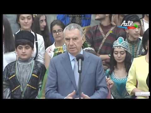 """Binəqədi rayonunda """"Qarabağ Dastanı"""" layihəsinin yekun tədbiri keçirildi"""
