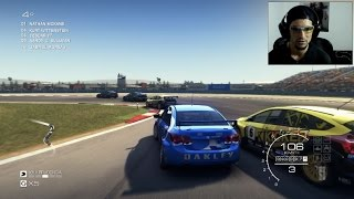 Me Cag* en GRID Autosport 1080p 60fps Ultra Gameplay Pc