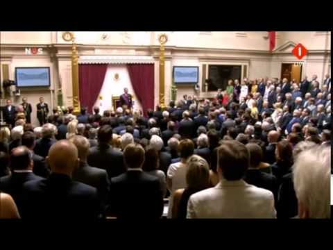 The Enthronement of King Philippe 2013