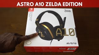 Astro A10 Zelda Gaming Headset!