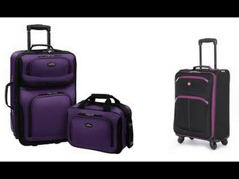 Reviews Best Lightweight Carry on Luggage 2017 YouTube