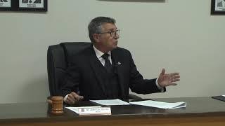 conseil municipal st ignace 3 novembre 2020