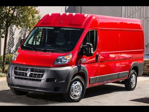Ram Promaster 2016 Car Review