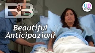 Beautiful, anticipazioni americane. Steffy in ospedale a causa di Bill!