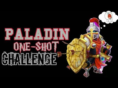 Can Paladin Be One Shot??? | Castle Clash