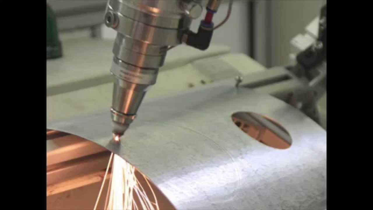 How Laser Beam Machining Works Youtube