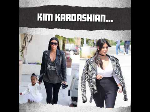 KIM KARDASHIAN, RIHANNA and BIEBER Wear Heavy Metal Clothing | MetalSucks