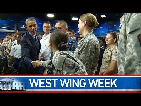 "West Wing Week: 09/18/15 or, ""FAFSA! (fafsa, fafsa, fafsa, fafsa)"""
