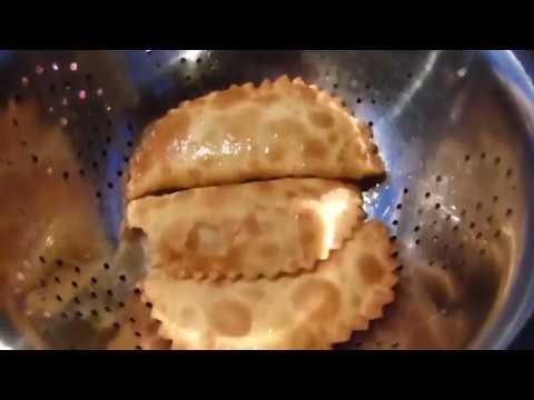 Самые вкусные чебуреки на костре/Утепляем сарай/Обед и ужин