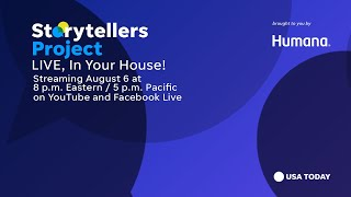 Storytellers Project LIVE, In Your House! - Fresh Starts | USA TODAY Network